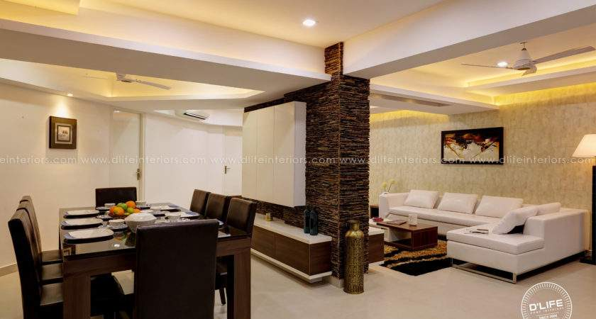Living Dining Area Furnishing Apartments Houses