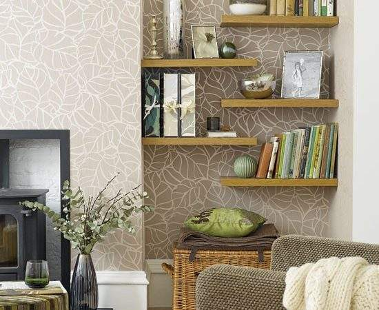 Living Room Alcove Rooms Design Ideas