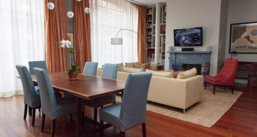 Living Room Amusing Color Schemes Example
