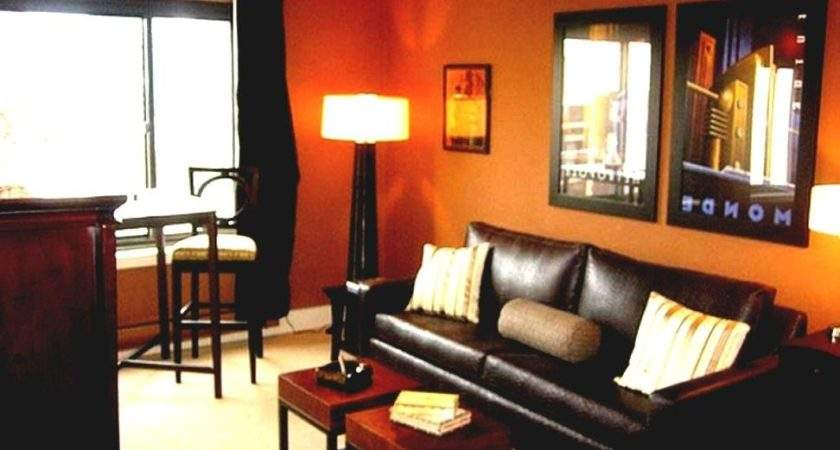 Living Room Color Scheme Brown Couch Nakicphotography