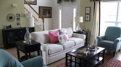 Living Room Decorating Ideas Budget