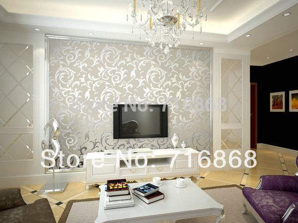 Living Room Feature Wall Bedroom Design