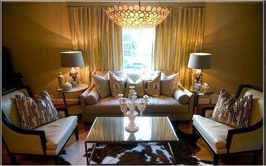 Living Room Inspiring End Table Lamps