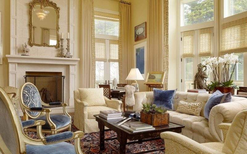 Living Room Inspiring Traditional Rooms