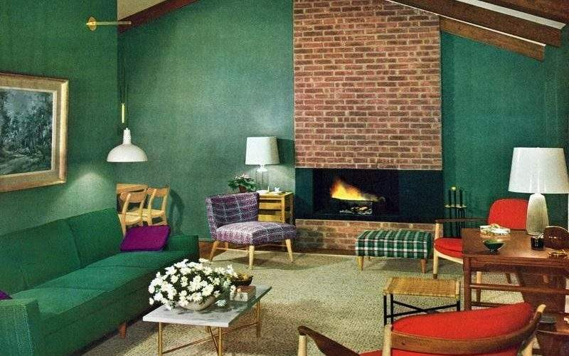 Living Room Mid Century Ideas Bygone Theatre