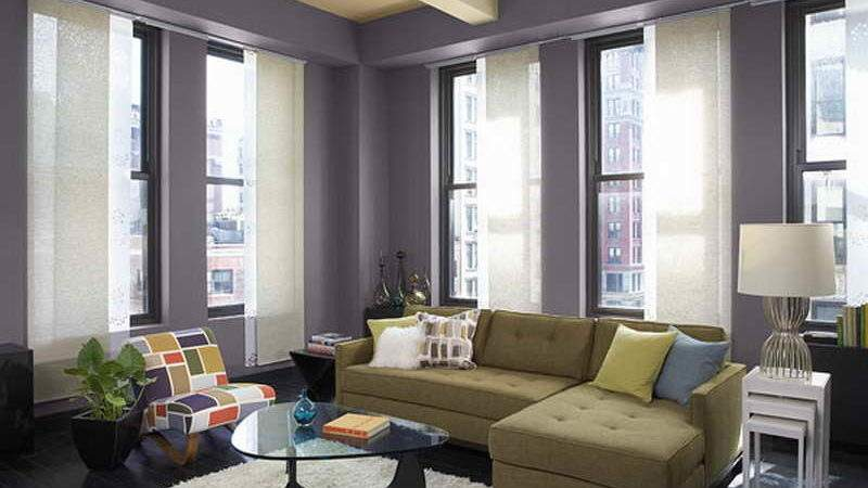 Living Room Modern Elegant Paint Colors