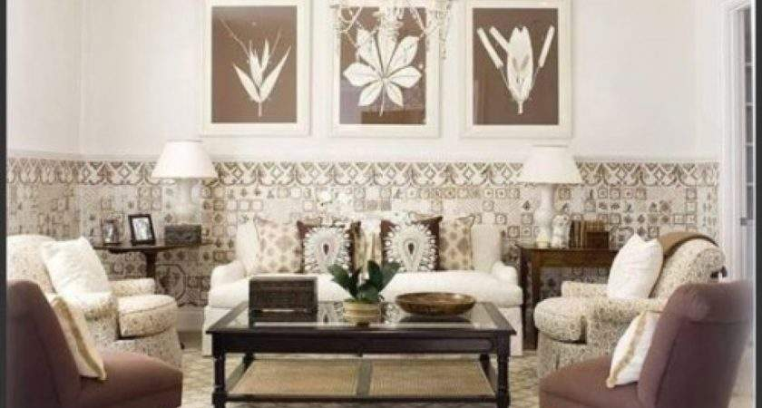 Living Room Traditional Design Decorating