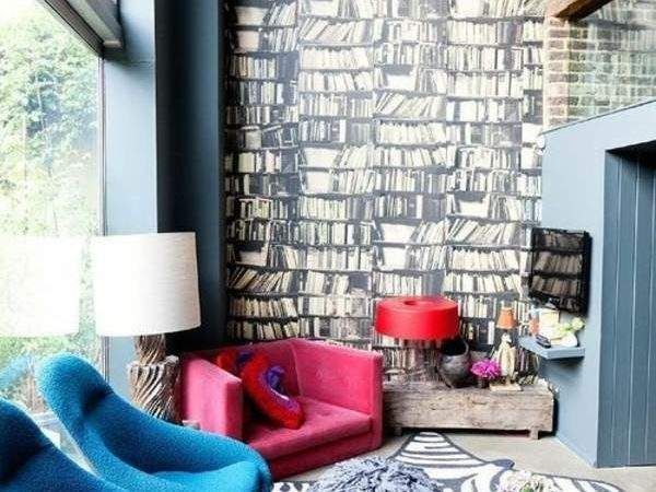 Living Room Wall Design Ideas Cool Examples