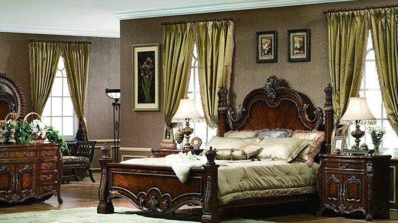 Lladro Formal Bedroom Collection Furniture