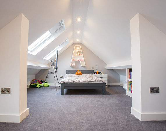 Loft Conversion Sheffield Our Projects Whitshaw