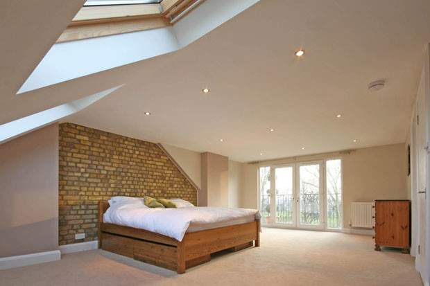 Loft Conversions Before After Victoria