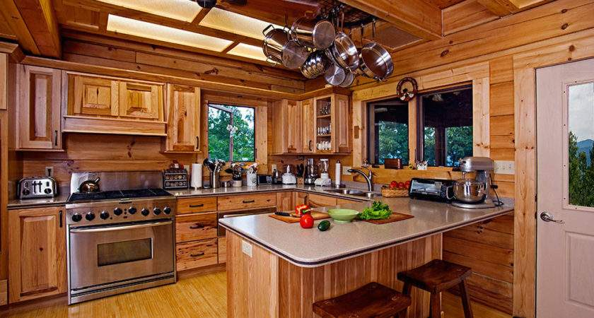 Log Cabin Interior Design Decor Ideas