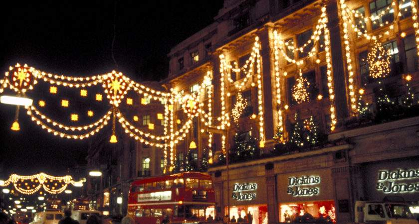 London Christmas Shopping Guide Mind Gap