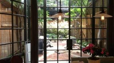 London Residence Crittall Usa Contemporary Patio