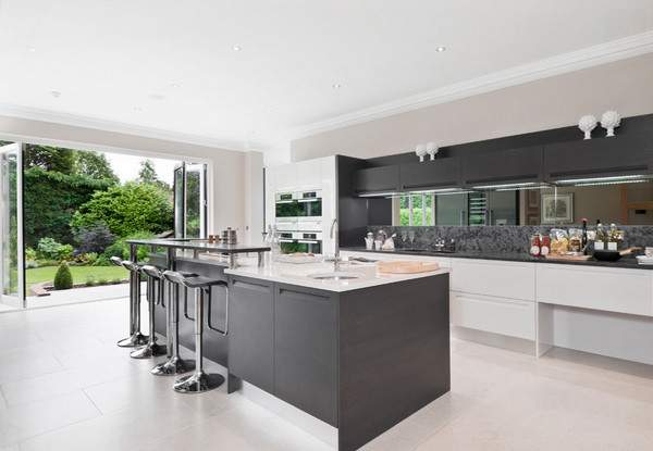 Lovely Open Kitchen Designs Home Design Lover