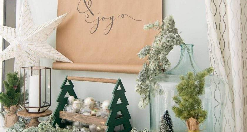 Lovely Rustic Christmas Decor Ideas Beautify Your