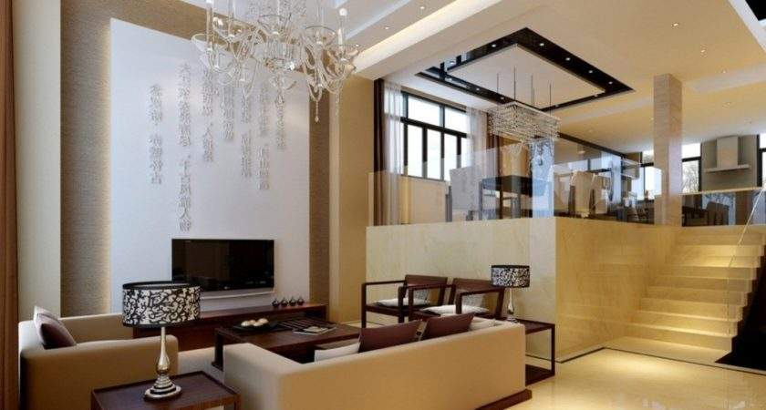 Luxury Japanese Living Room Inspired House
