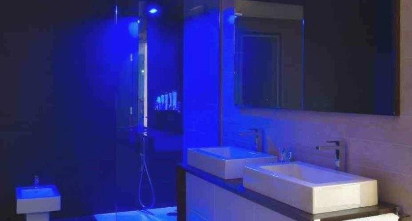 Luxury Mood Lighting Bathrooms Bathroom Waterproof Led