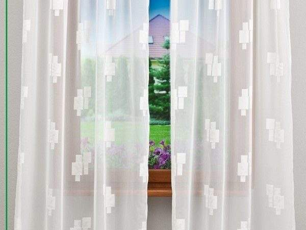 Made Measure Voile Pencil Pleat Curtains