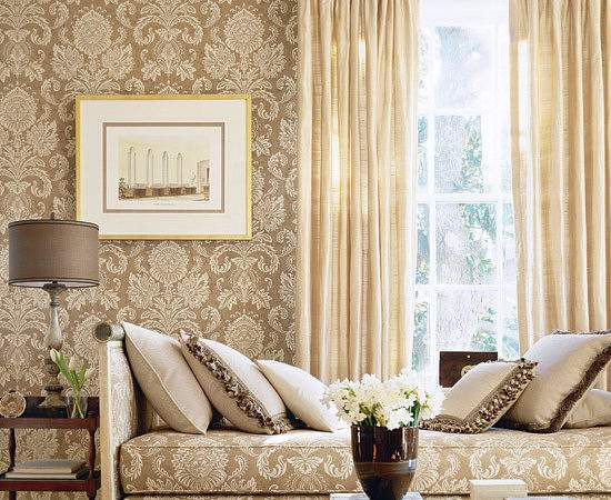 Magnificent Egregious Damask Anyone