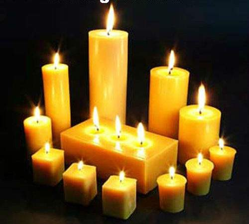 Make Candles Home Easy Steps