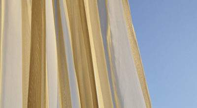 Make Lined Voile Curtains Ebay