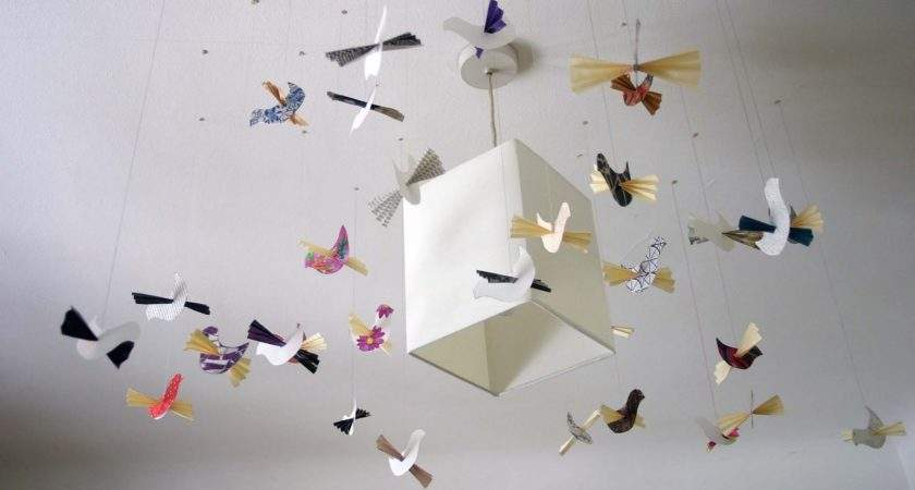 Make Paper Bird Craft