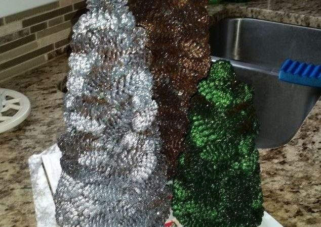 Make Pine Cone Christmas Tree Hometalk