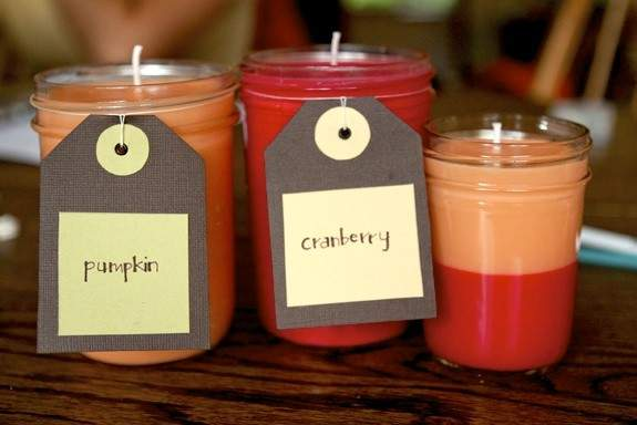 Make Scented Candles Homemade