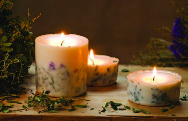 Make Soy Candles Home Making