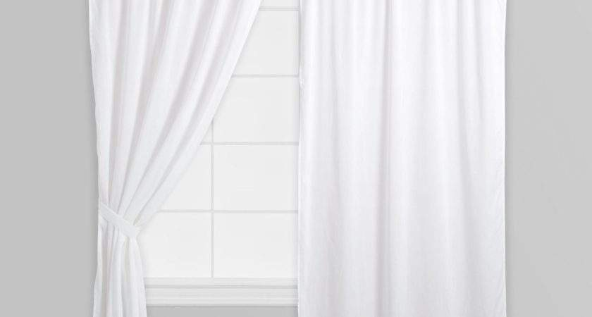 Make Voile Curtains White Again Scandlecandle