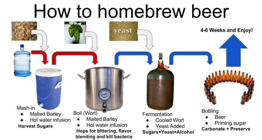 Makerspace Home Brewing Beer Introduction Class