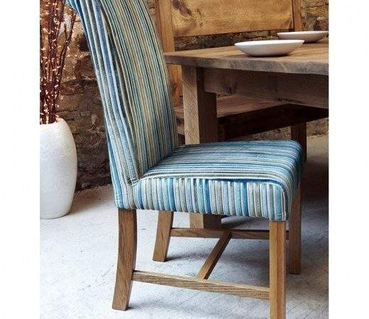 Marco Deluxe Stripe Dining Chair