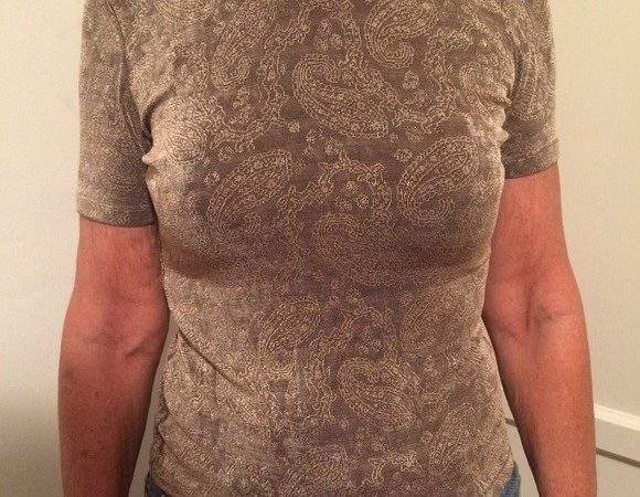 Marks Spencer Bohemian Paisley Top Sunfolk