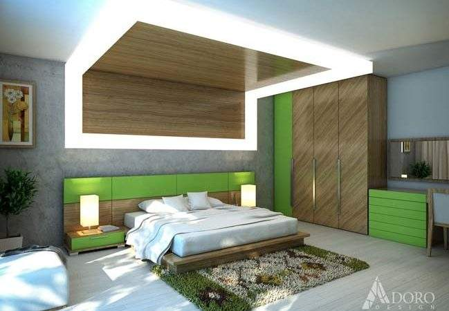 Master Bedroom Design Adoro