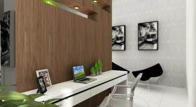 Master Bedroom Study Table Design Seri Alam Project Other