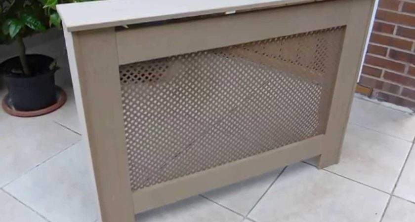 Mdf Radiator Cover Youtube