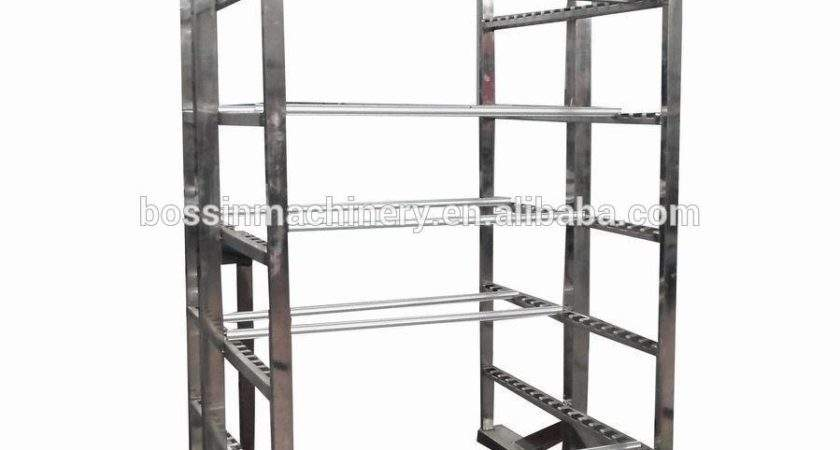 Meat Hanging Trolley Smokehouse Buy Stainless Steel