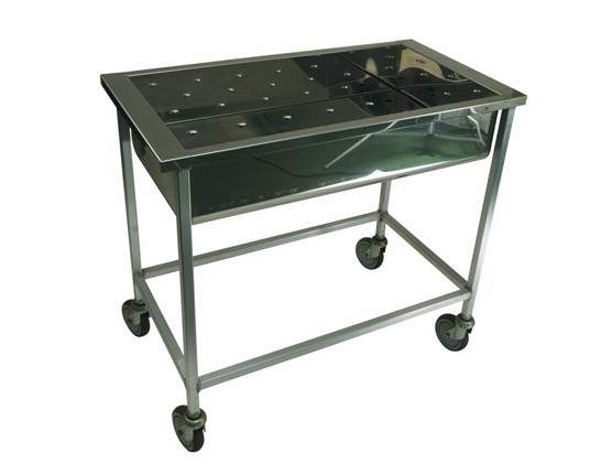 Meat Transport Trolley Store Equipment