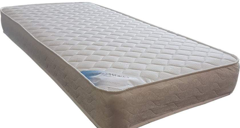 Memory Foam Mattress Geneva Inch Micro Quilted Open