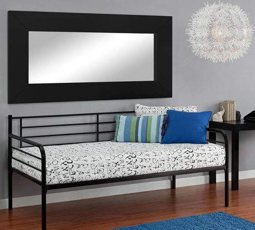 Metal Daybed Black Walmart
