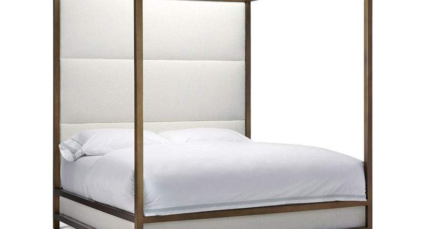 Metal Four Poster Bed Frame Curtains