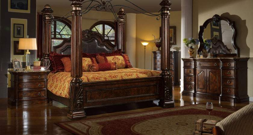 Milano Formal Bedroom Collection Furniture
