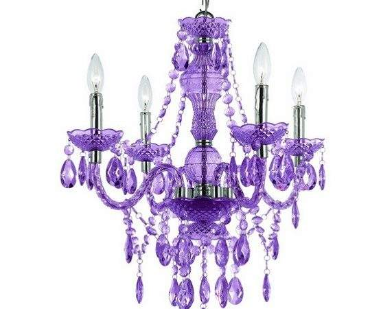 Mini Chandelier Crystal Girls Home Interiors