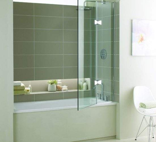 Minima Shower Bath West One Bathrooms Baths