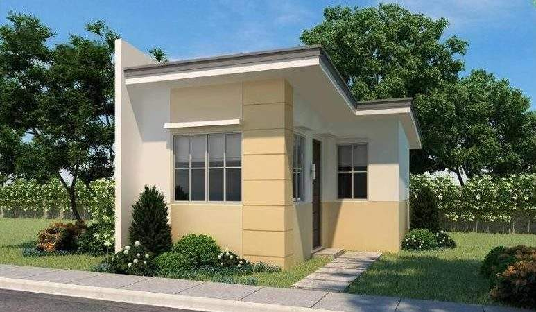Minimalist Beautiful Small House Design