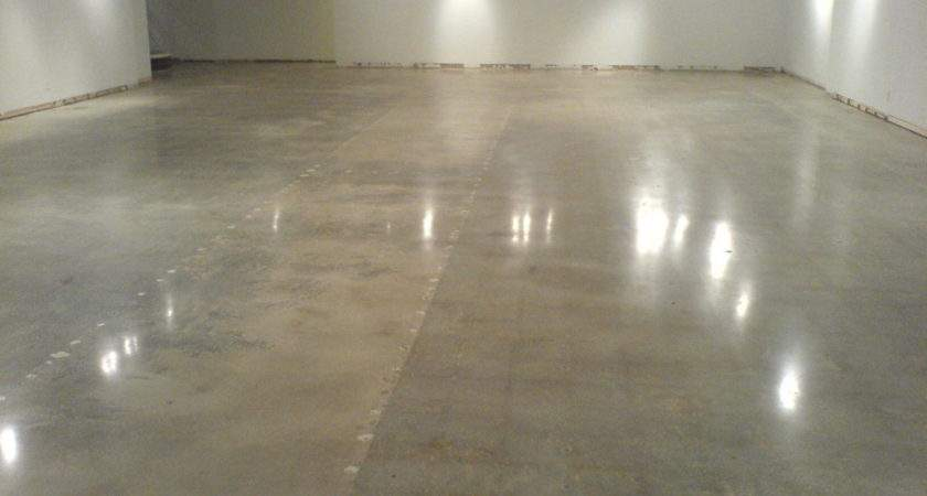 Minimalist Elegant Ideas Concrete Floor Interior
