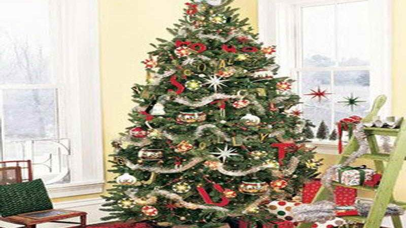 Miscellaneous Country Living Christmas Trees Xmas