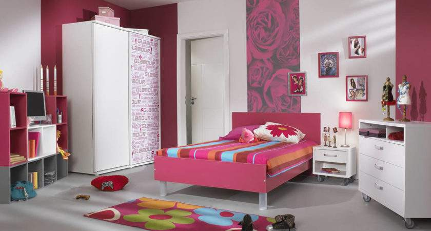 Mix Match Teenage Bedrooms Interior Design Ideas