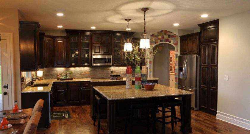 Model Home Kitchen Decor Winda Furniture